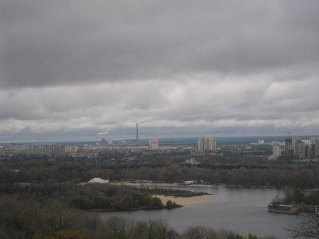 Kiev rive gauche
