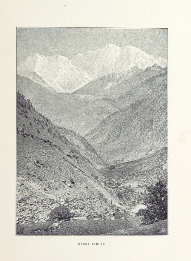 Nanga Parbat 1893 (source Picryl)