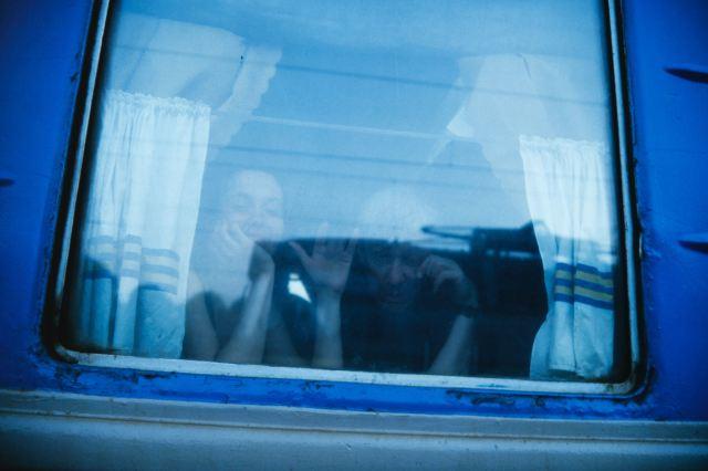 Voyageurs vers Odessa