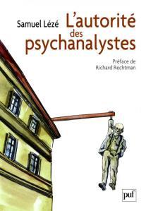 Autorité des psychanalystes