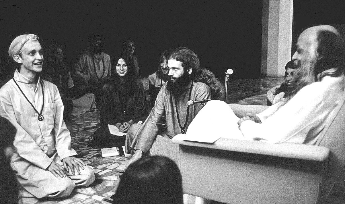 Baghwan 1977 Poona