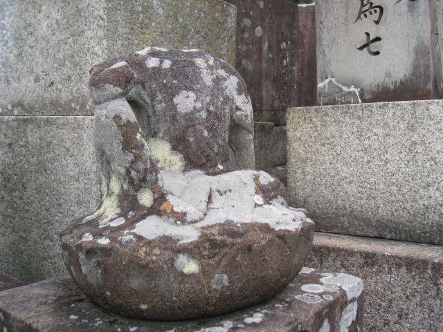 Bouddha décapité