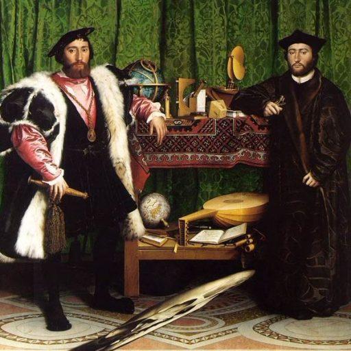 Les Ambassadeurs (Holbein)