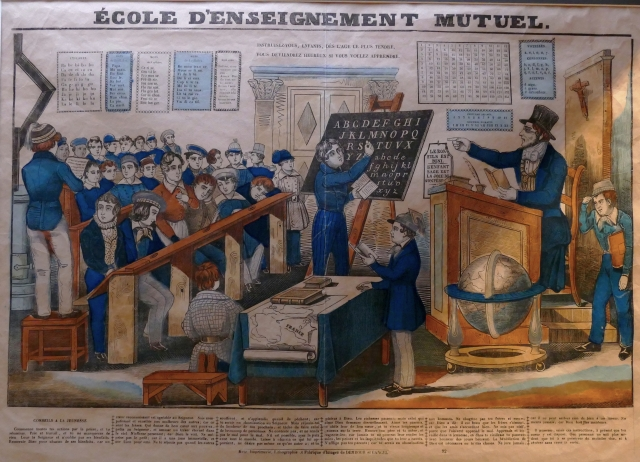 Enseignement mutuel