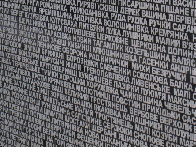 Holodomor Kiev
