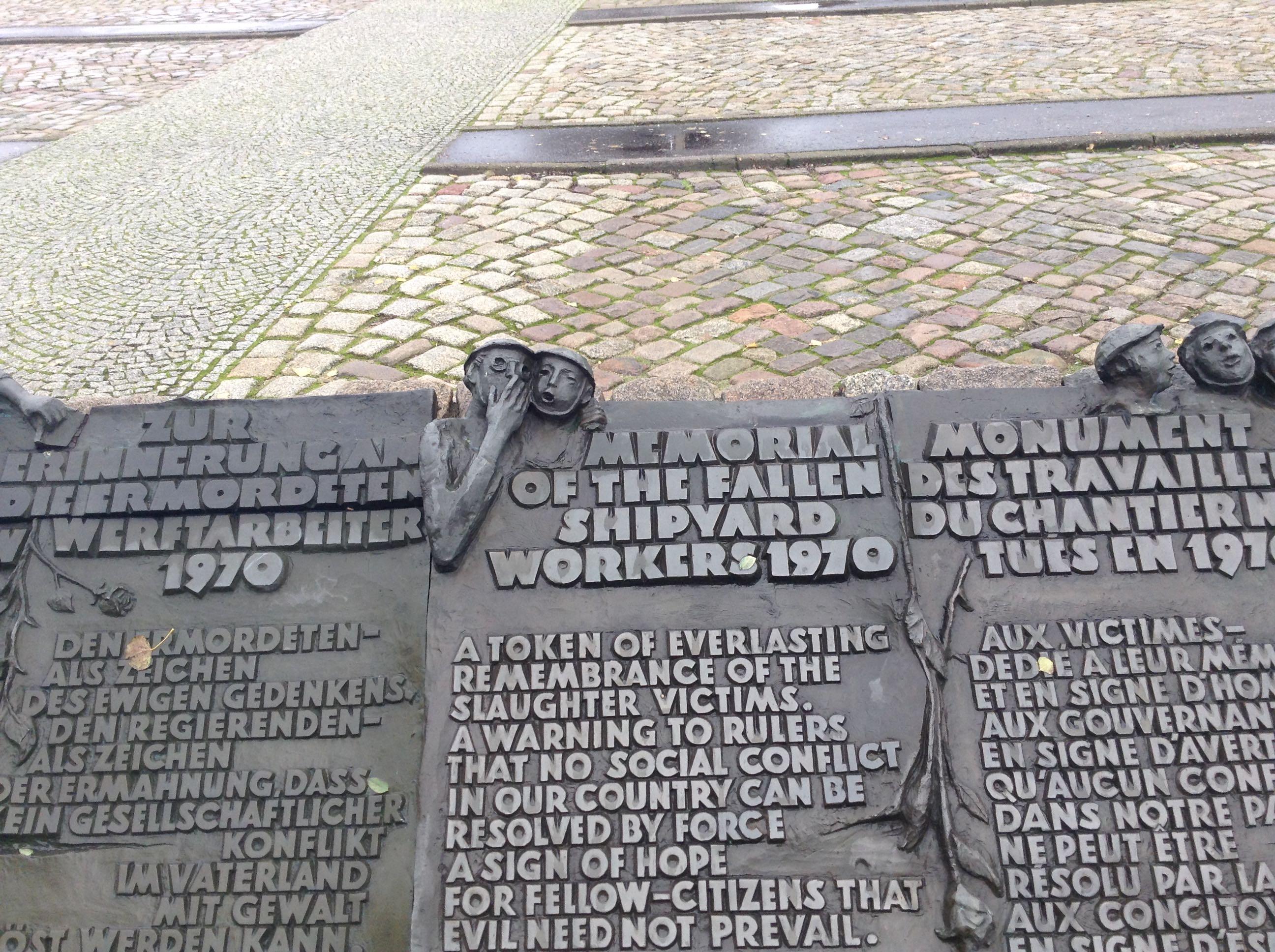 Memorial Gdansk