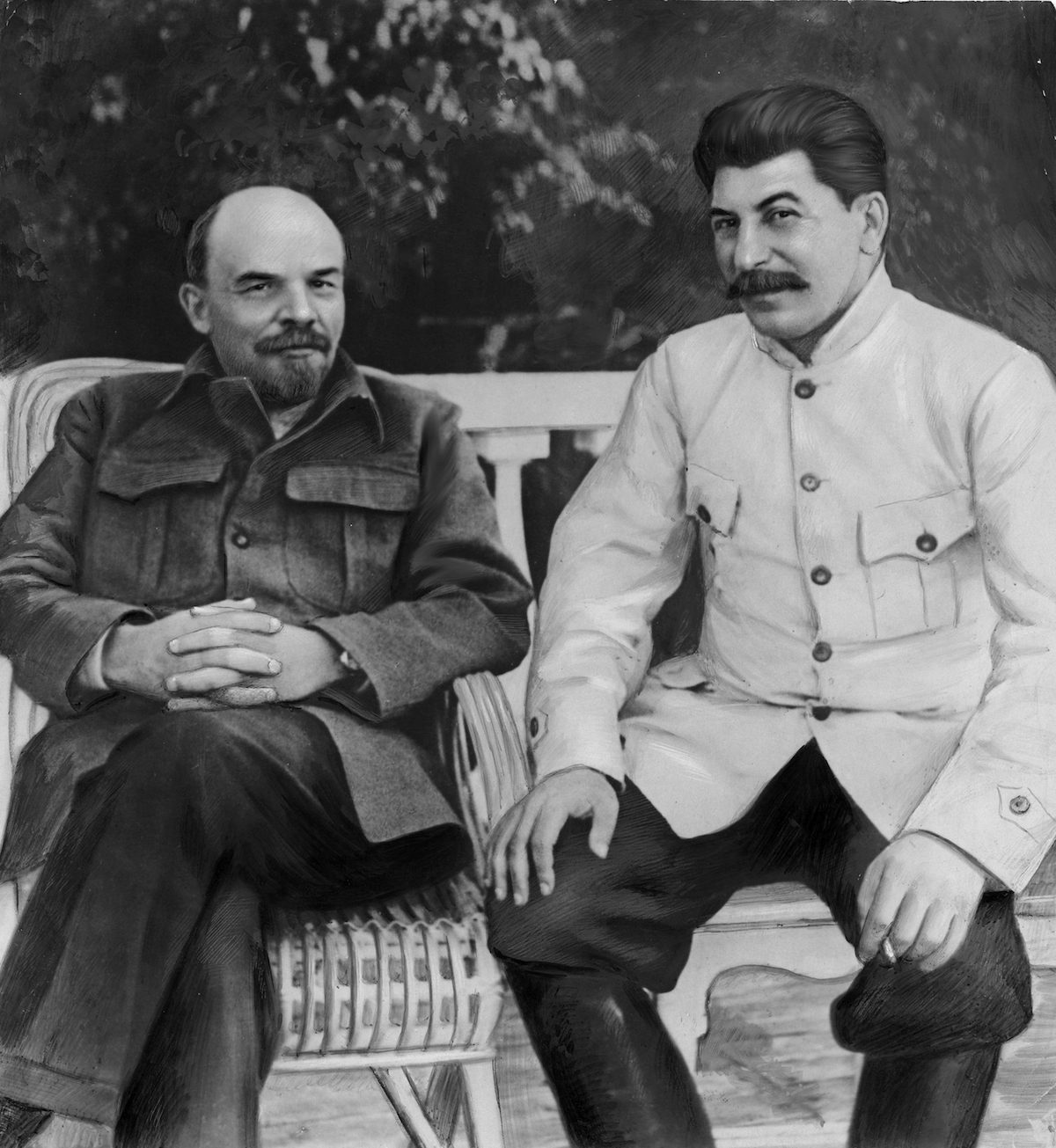 Staline Lénine Wiki