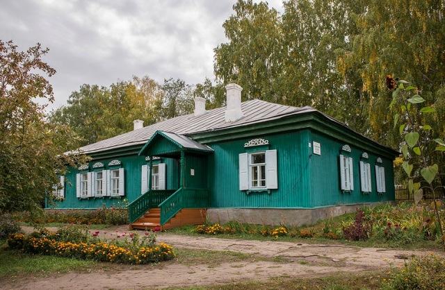 Musée Lenine Alakaevka