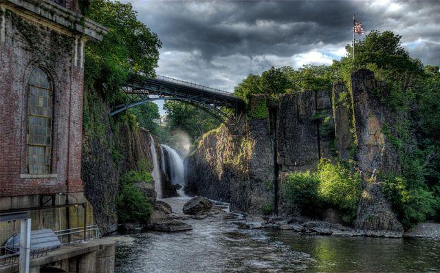 Rivière Paissac à Paterson