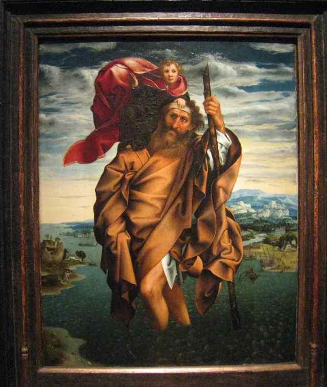 St Christophe Cassel recadré