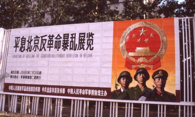 Exposition contre révolution