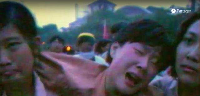 Tiananmen 4 juin 1989